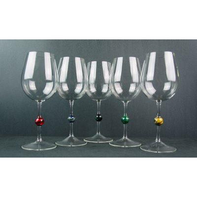 Gallicchio Glass Red Wine Glasses