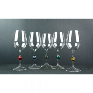 Gallicchio Glass White Wine Glasses