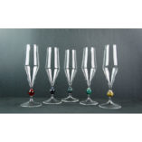 Gallicchio Glass Champagne Glasses